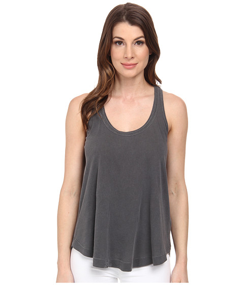 Splendid - Vintage Whisper Tank Top (Lead) Women's Sleeveless