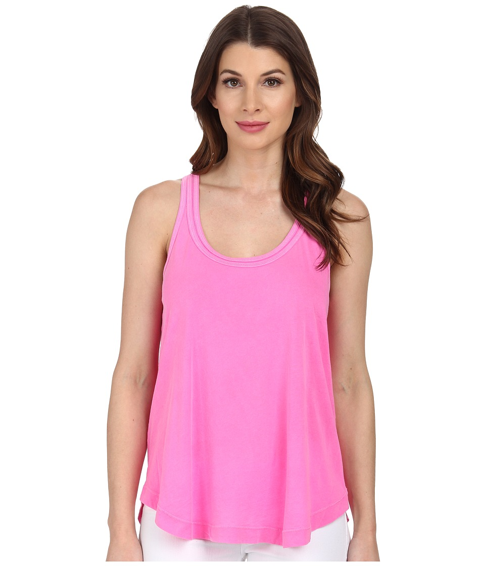 Splendid - Vintage Whisper Tank Top (Taffy) Women