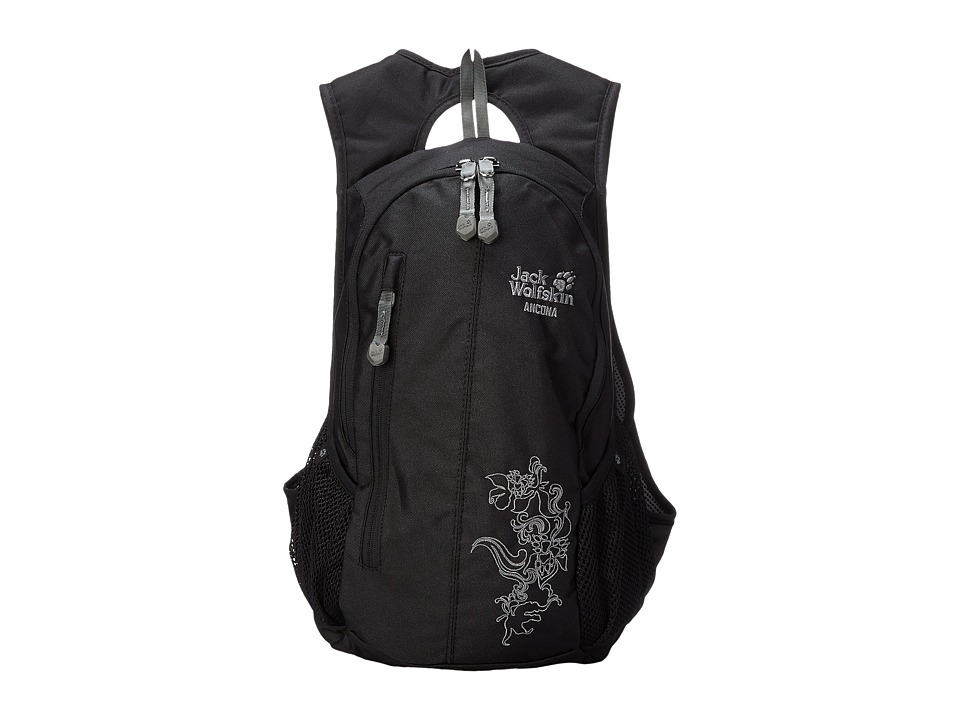 Jack Wolfskin - Ancona (Black) Backpack Bags