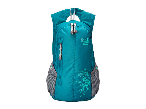 Jack Wolfskin - Ancona (Green Lake) Backpack Bags