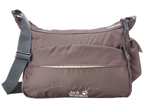 Jack Wolfskin - Boomtown (Siltstone) Backpack Bags
