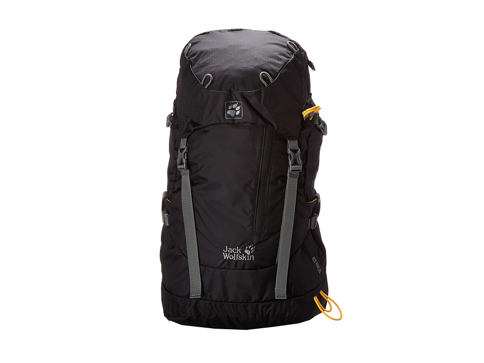Jack Wolfskin - ACS Hike 26 Pack (Black) Backpack Bags
