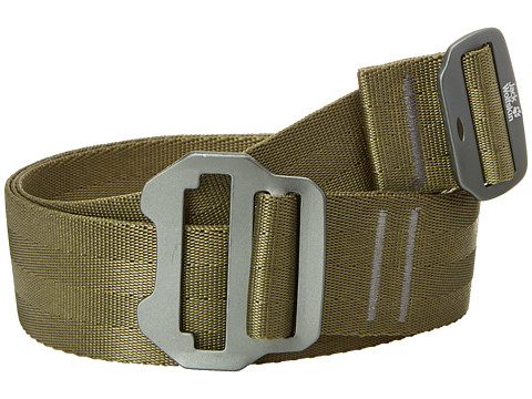 Jack Wolfskin - Link Belt (Burnt Olive) Belts