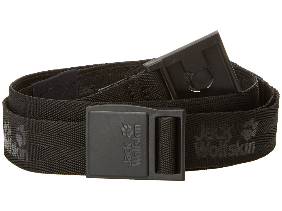 Jack Wolfskin - Secret Belt XT (Black) Belts