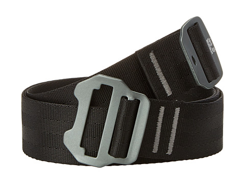 Jack Wolfskin - Link Belt (Black) Belts