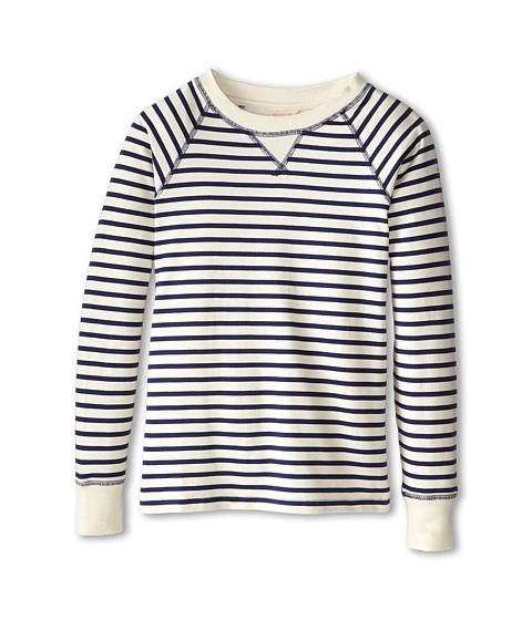 Dockers Misses - French Terry Sweatshirt (Jane Stripe/Oatmeal) Women