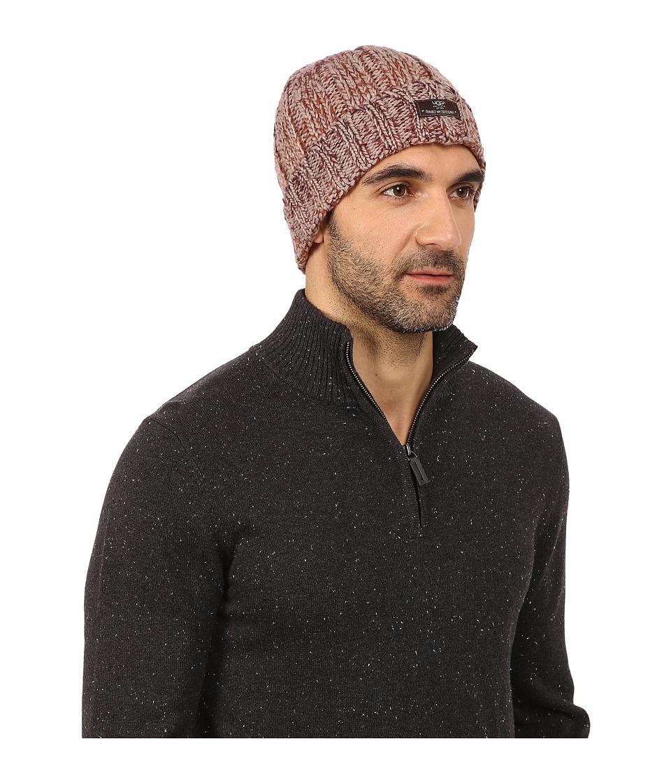 UGG - Calvert Cuff Hat (Aster Multi) Beanies