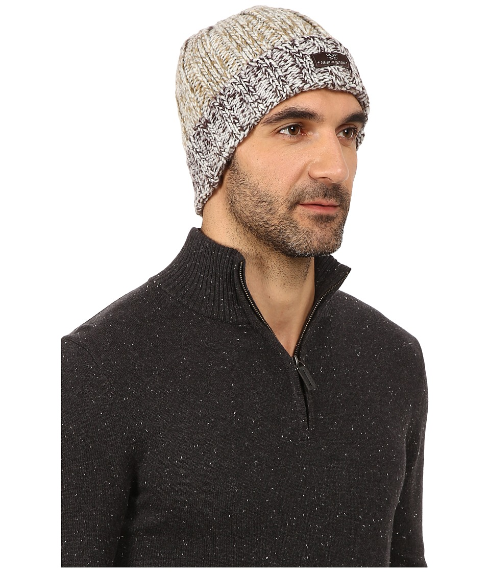 UGG - Calvert Cuff Hat (Lodge Multi) Beanies