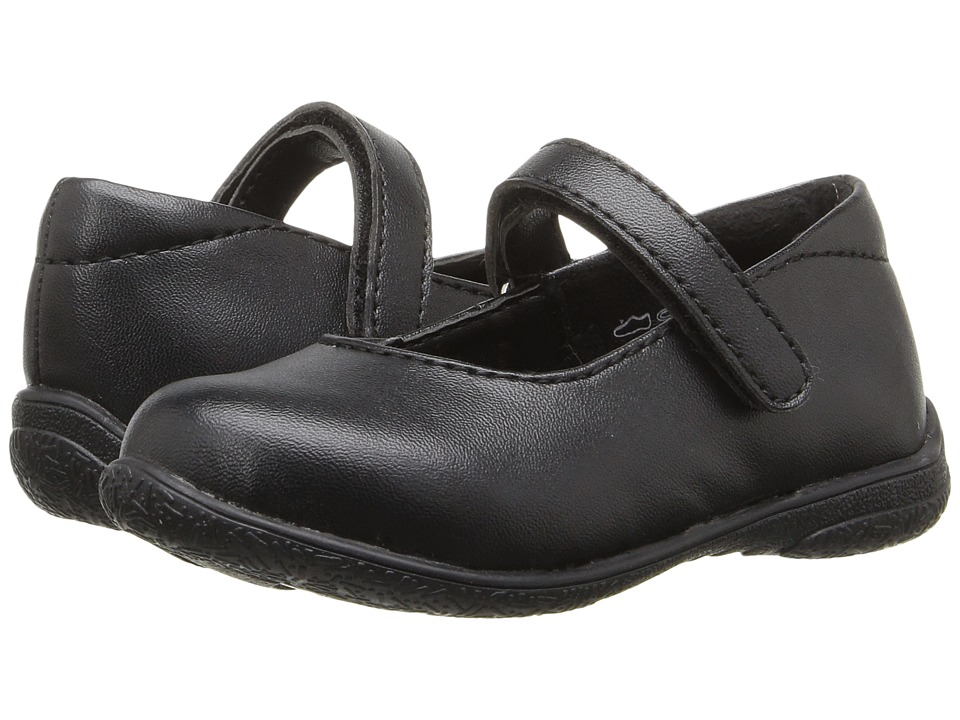 Umi Kids - School Lana (Toddler/Little Kid/Big Kid) (Black) Girls Shoes
