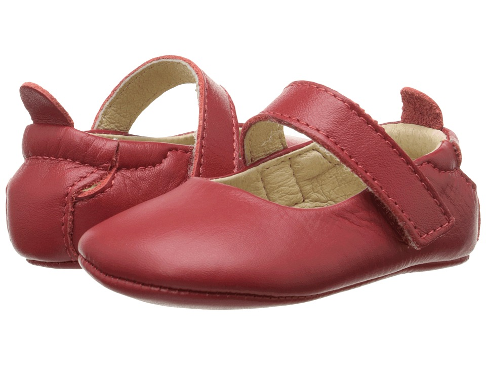 Old Soles - Gabrielle (Infant/Toddler) (Red) Girl's Shoes