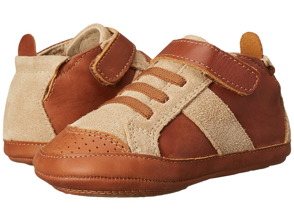 Old Soles - Tall Bambini (Infant/Toddler) (Distressed Tan) Boys Shoes