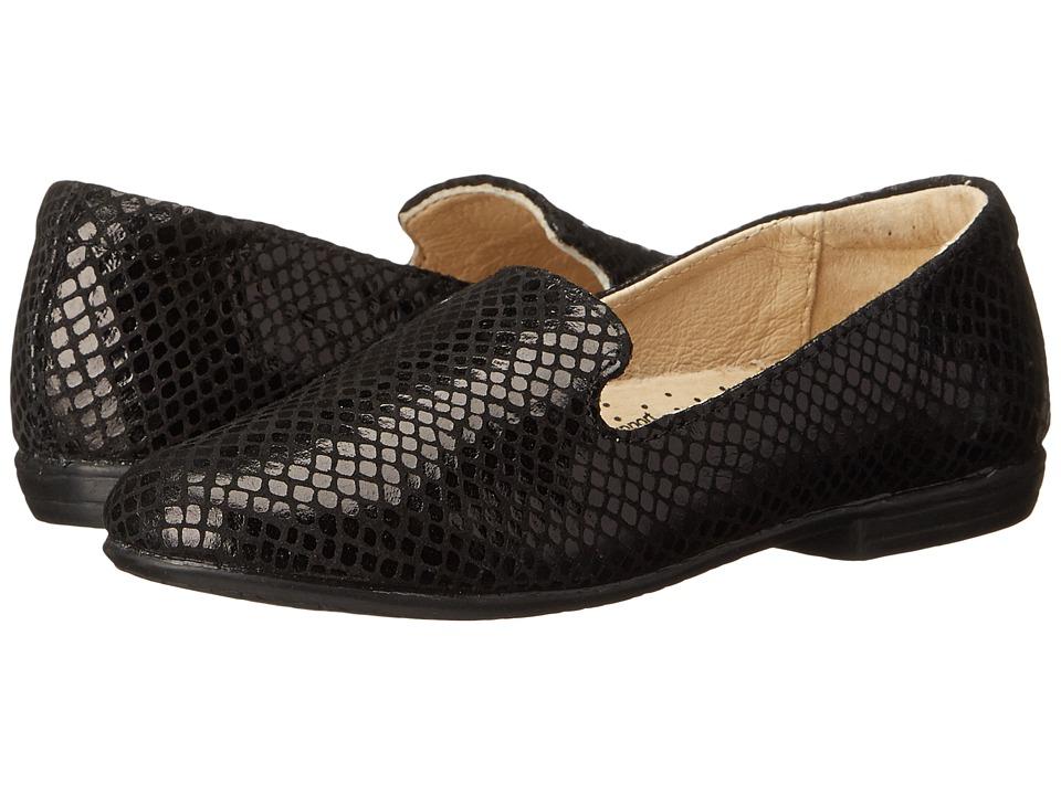 Old Soles - Brule Tov (Toddler/Little Kid) (Black Snake) Girl's Shoes