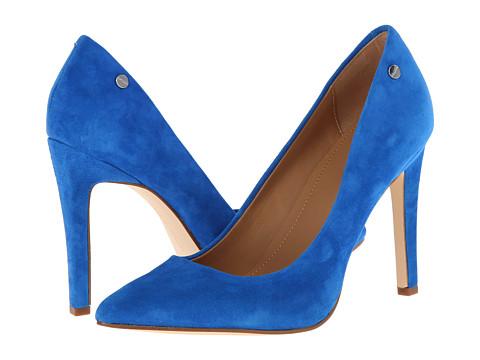 Calvin Klein - Brady (Klein Blue Suede) High Heels