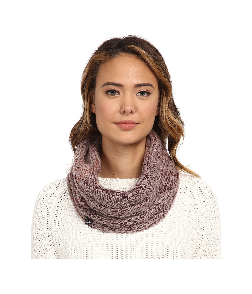 UGG - Grand Meadow Novelty Cable Snood (Aster Multi) Scarves