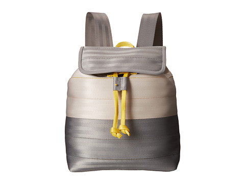 Harveys Seatbelt Bag - Berkeley Medium Backpack (Buttercup/Dove) Backpack Bags