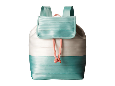Harveys Seatbelt Bag - Berkeley Backpack (Mint/Peach) Backpack Bags