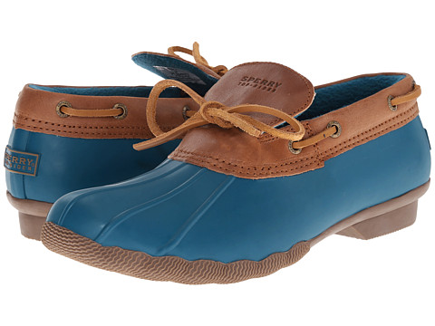 Sperry Top-Sider - Cormorant (Petrol/Tan) Women
