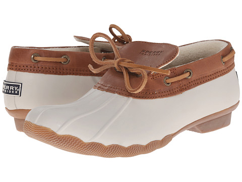 Sperry Top-Sider - Cormorant (Ivory/Tan) Women
