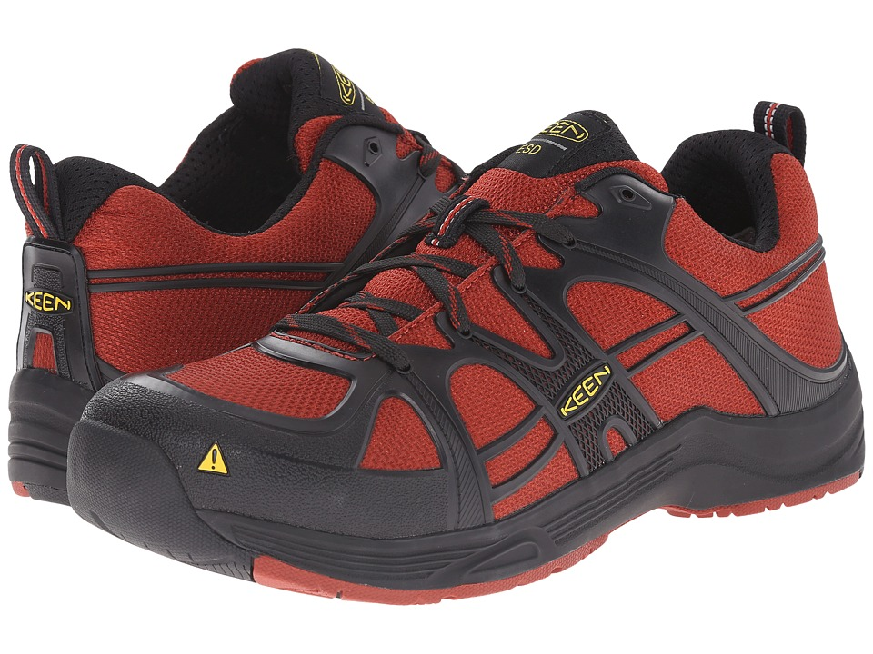 Keen Utility Durham AT ESD (Black/Bossa Nova) Men