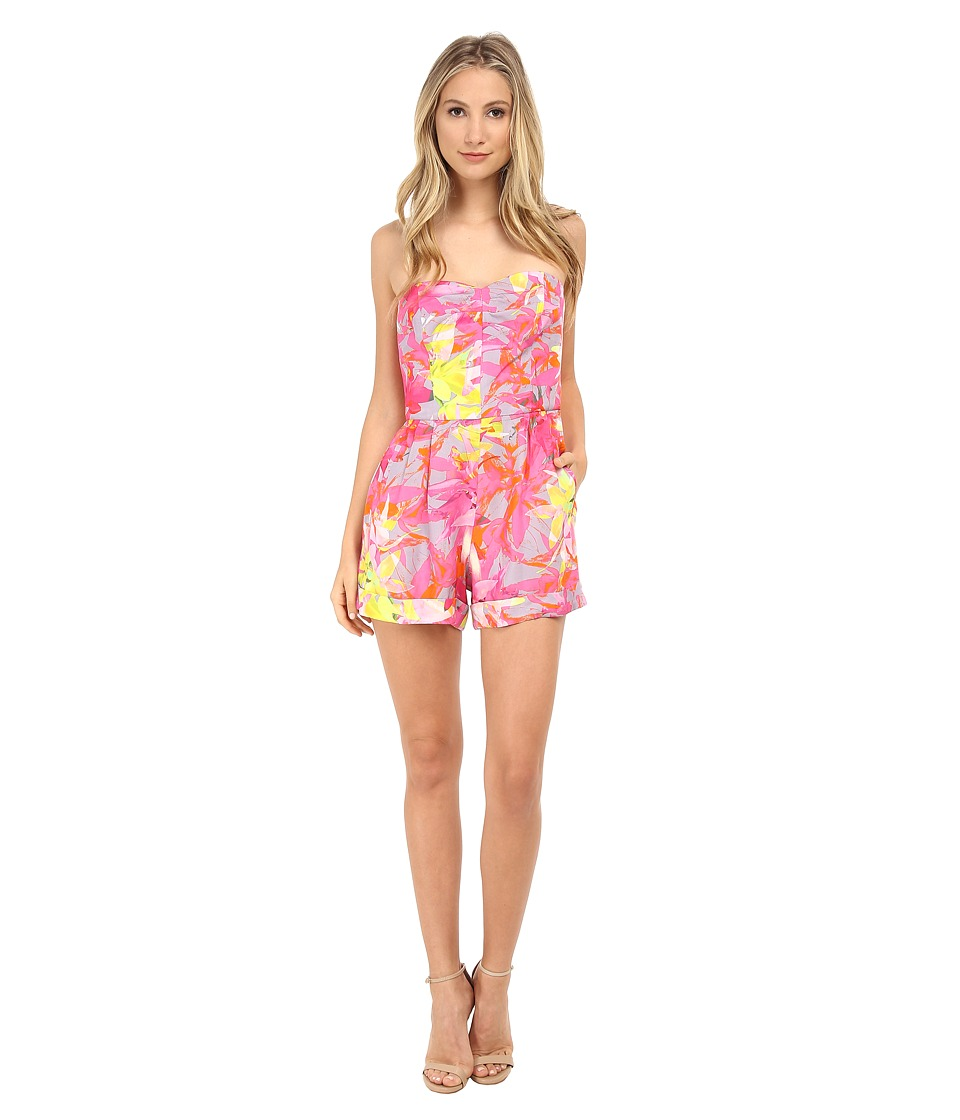 Trina Turk - Marcel Romper (Multi) Women's Jumpsuit & Rompers One Piece