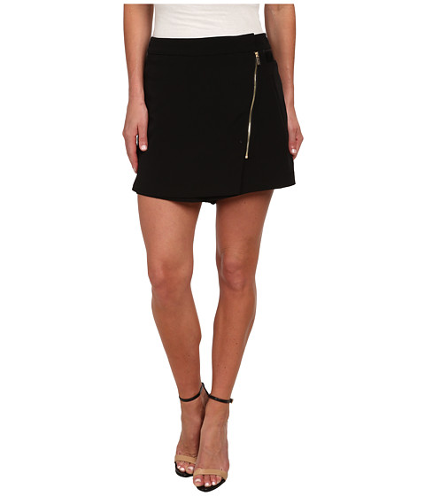 Calvin Klein - Moto Shorts (Black) Women