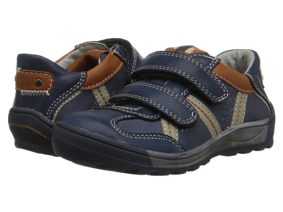 Beeko - Django (Toddler/Little Kid) (Navy) Boy
