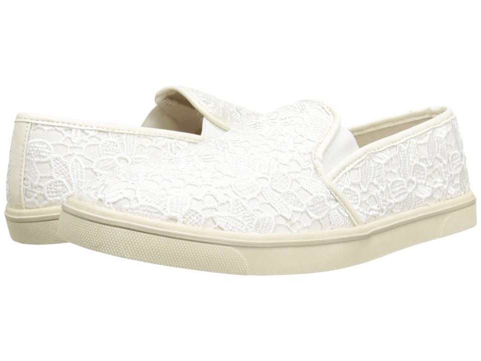 Dolce Vita Kids - Ikara (Little Kid/Big Kid) (White) Girl