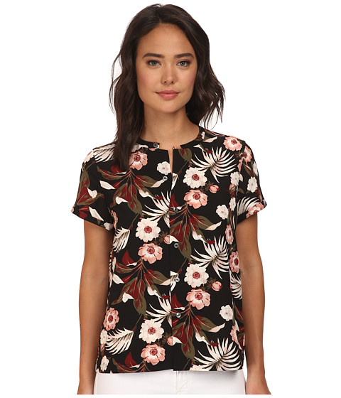 Maison Scotch - Silky Feel Printed Top (Print) Women