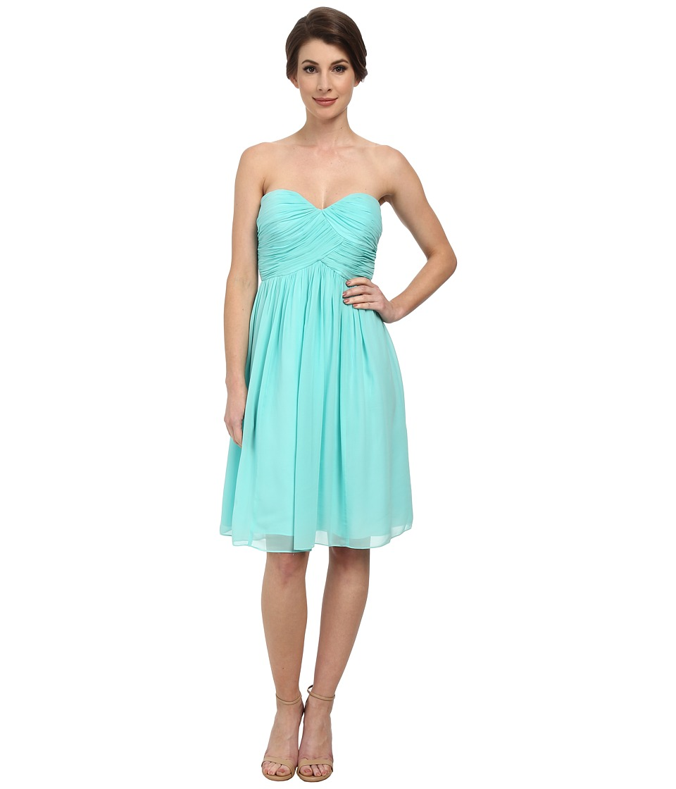 Donna Morgan - Morgan Strapless (Spearmint) Women's Dress