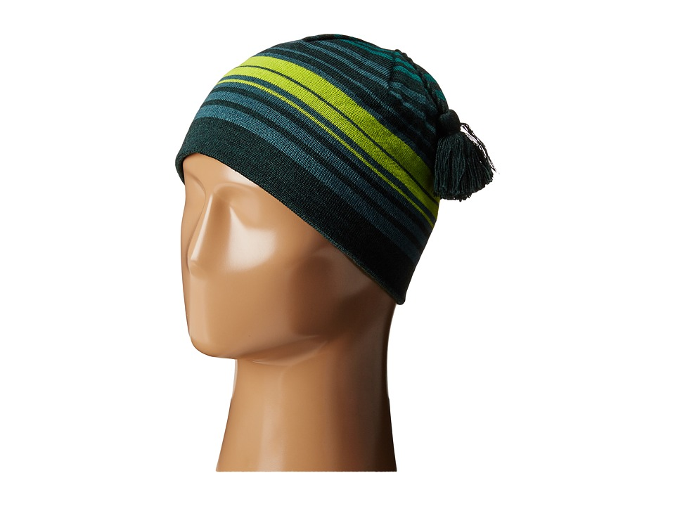 Smartwool - Straightline Hat (Bottle Green) Beanies