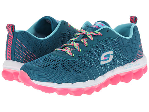 UPC 888222655815 product image for SKECHERS Skech-Air - Style Fix (Teal/Pink