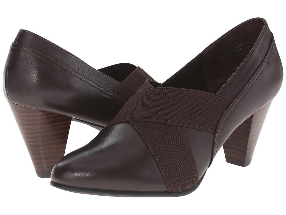 David Tate - Karen (Brown Kid Nappa) Women's Shoes