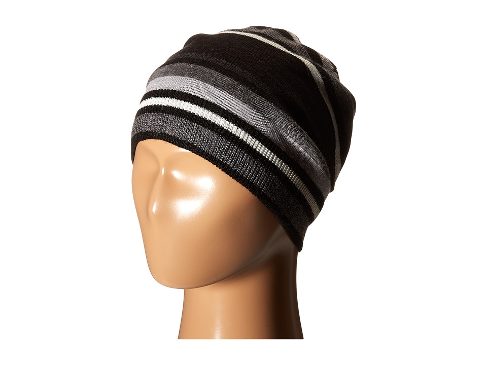 Smartwool - Nokoni Slouch Hat (Black) Cold Weather Hats