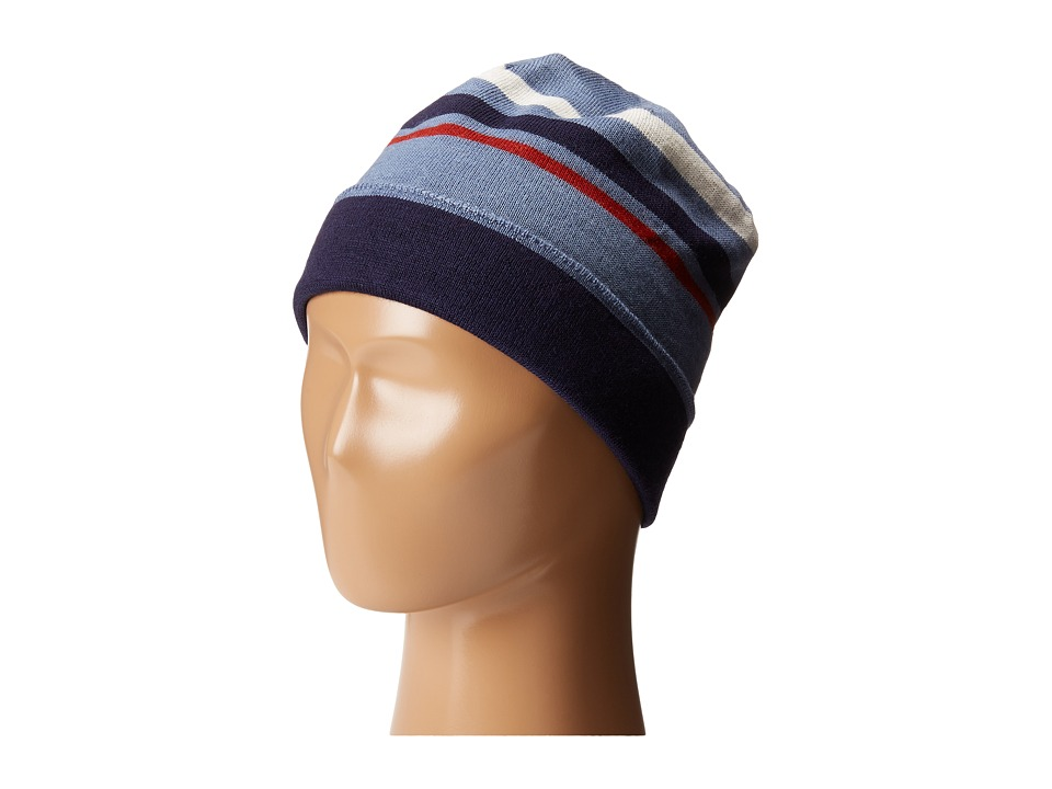 Smartwool - Nokoni Slouch Hat (Blue Steel Heather) Cold Weather Hats