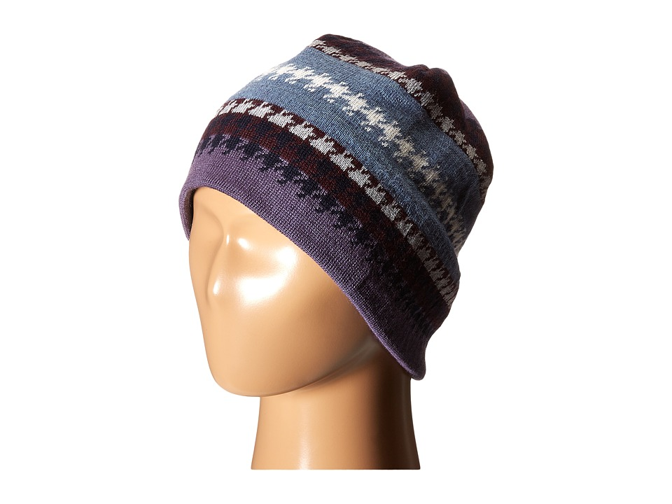 Smartwool - Ski Lacquard Hat (Desert Purple) Cold Weather Hats