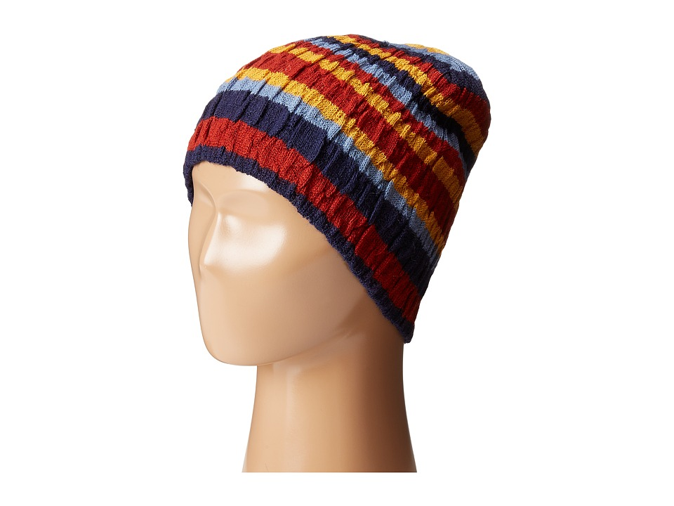 Smartwool - Striped Chevron Hat (Moab Rust) Cold Weather Hats