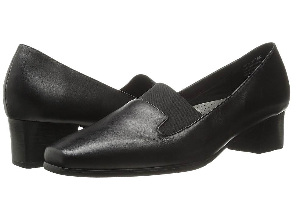 David Tate - Lido (Black Calf) Women's Shoes
