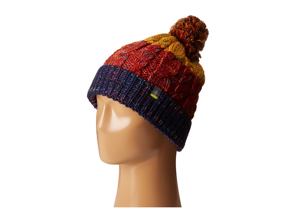Smartwool - Isto Retro Beanie (Ink Heather) Beanies