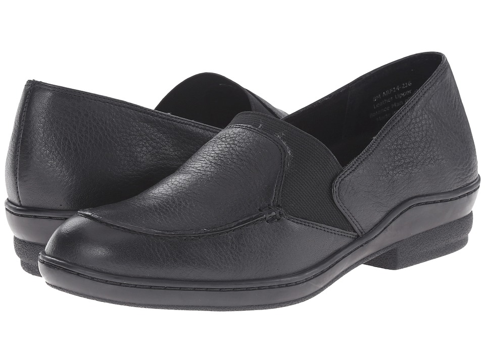 David Tate Stretchy (Black Pebble Grain) Women