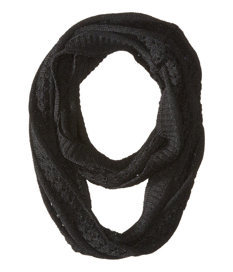Smartwool - Lightweight Pointelle Scarf (Charcoal Heather) Scarves