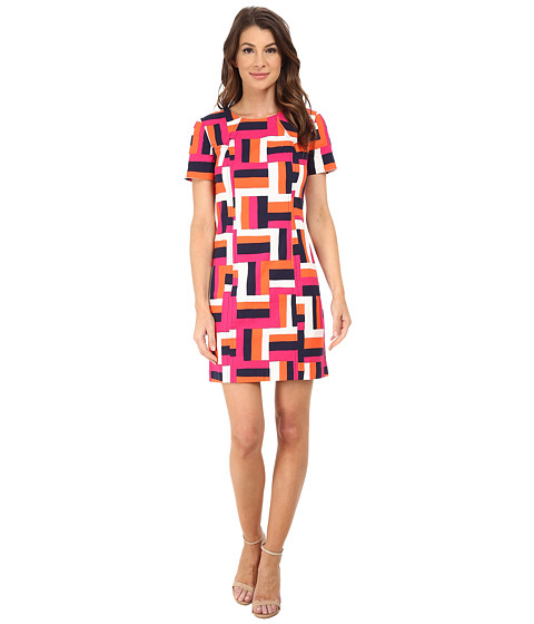 Trina Turk - Emilie Dress (Multi) Women's Dress