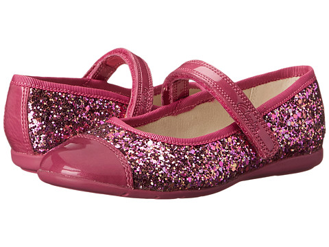 Clarks Kids - Dance Idol (Toddler) (Pink) Girl's Shoes