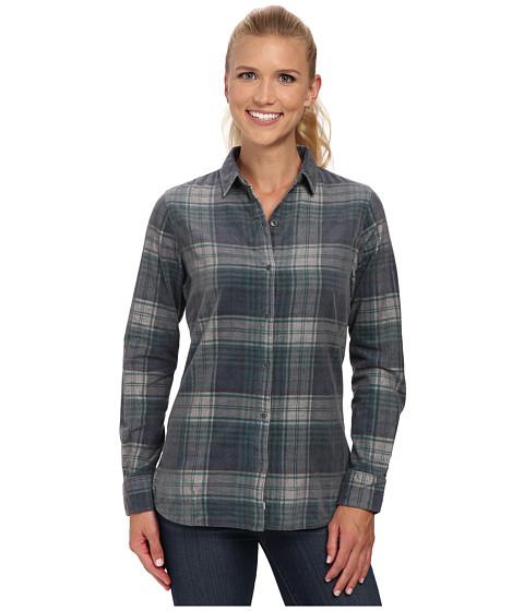 Woolrich - Rappel Cord Shirt (Canyon) Women's Long Sleeve Button Up