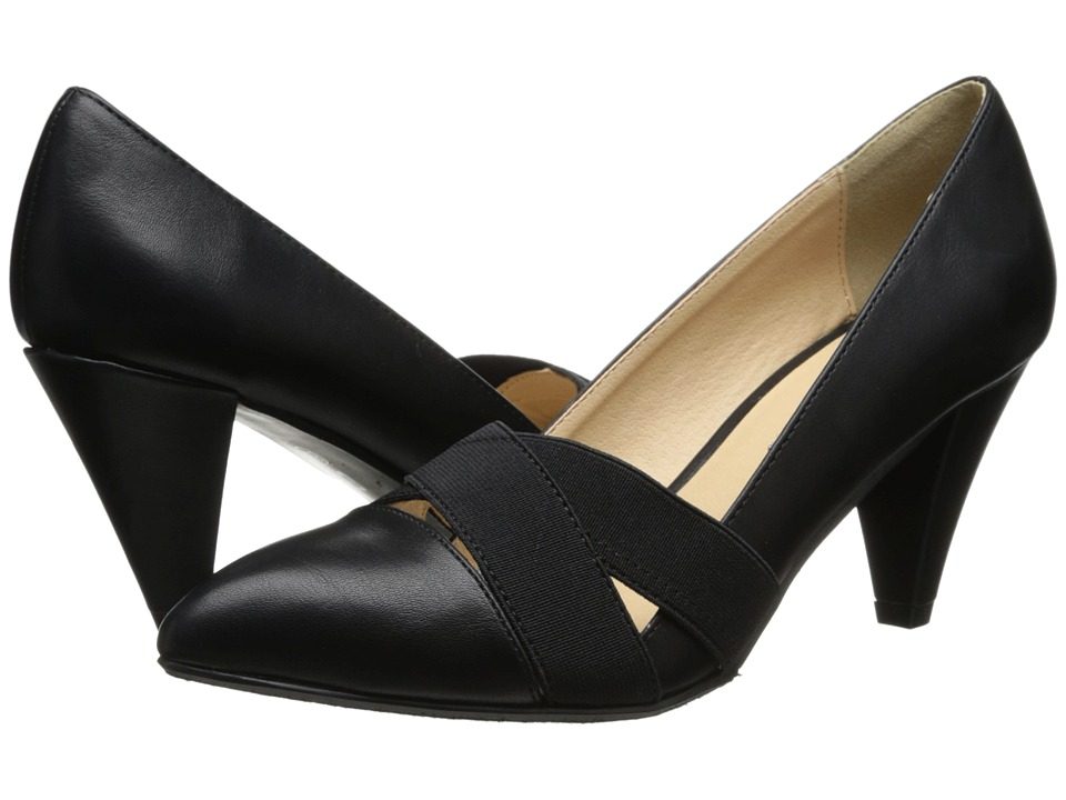 CL By Laundry - Aliza Kid (Black) Women's 1-2 inch heel Shoes