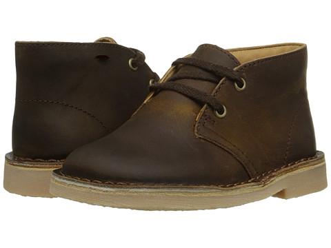 Clarks Kids - Desert Boot (Toddler) (Beeswax) Boys Shoes