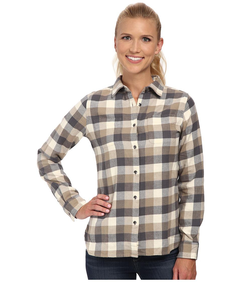 Woolrich - The Pemberton Shirt (Dark Ash Buffalo) Women