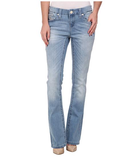 Seven7 Jeans - Slim Boot Jeans in Flash Blue (Flash Blue) Women's Jeans