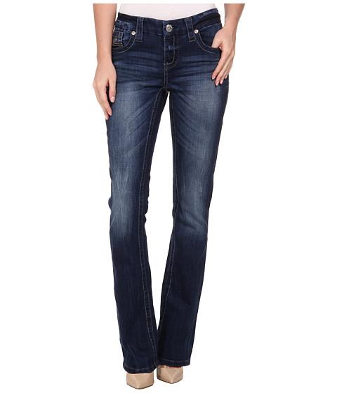 Seven7 Jeans - Slim Boot Jeans in Thunder Blue (Thunder Blue) Women's Jeans