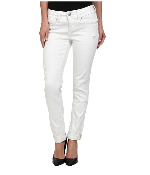 Seven7 Jeans - 28 Rollcuff in Archangel White (Archangel White) Women