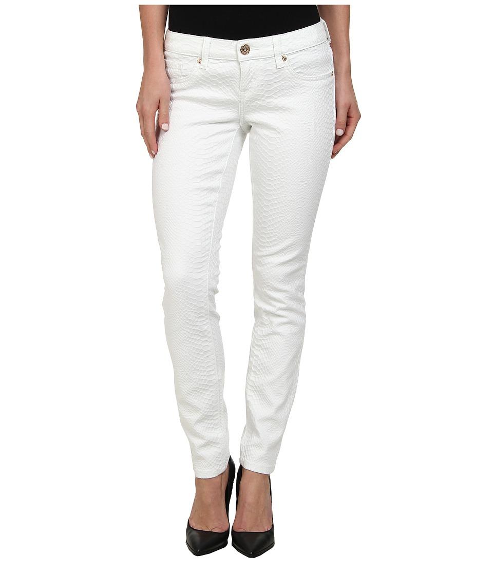 Seven7 Jeans - Jacquard Skinny in White Snake (White Snake) Women's Jeans